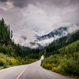 family road trip part 2: yoho to kamloops and the kootenay rockies