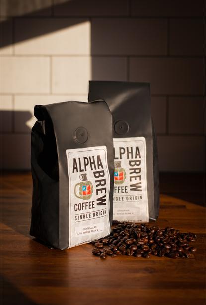 alpha-brew-coffee-beans-jamie-bannon-photography