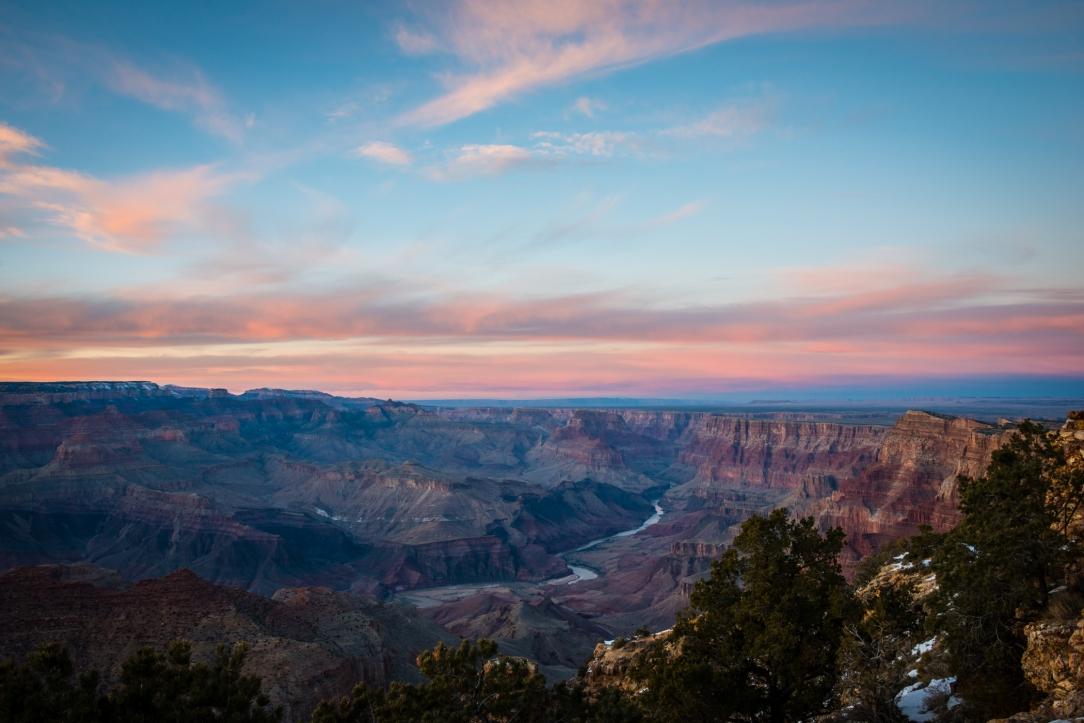 grand-canyon-sunest-south-rim-winter-jamie-bannon-photography_9105-Edit